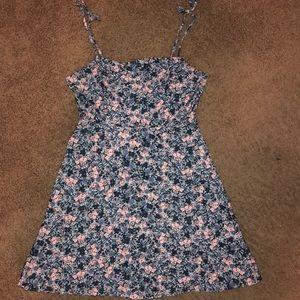 Top Shop Floral Summer Dress